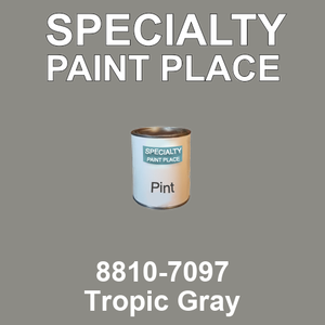 8810-7097 Tropic Gray - TCI pint