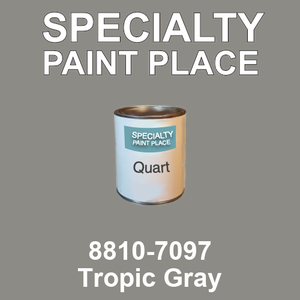 8810-7097 Tropic Gray - TCI quart
