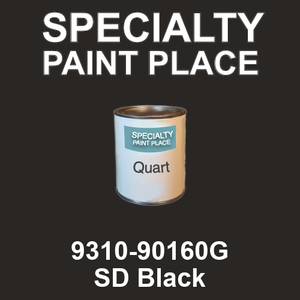 9310-90160G SD Black - TCI quart