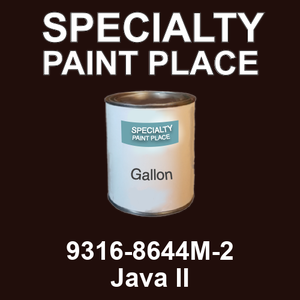 9316-8644M-2 Java II - TCI gallon