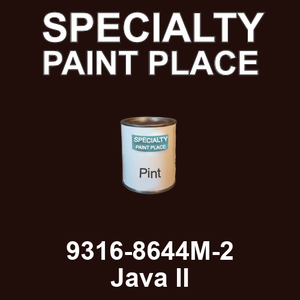 9316-8644M-2 Java II - TCI pint