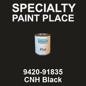 9420-91835 CNH Black - TCI pint