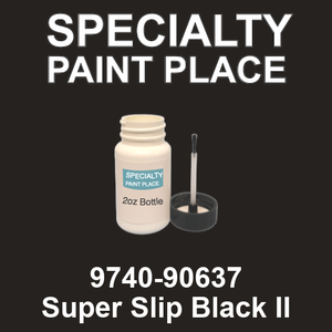 9740-90637 Super Slip Black II - TCI 2oz bottle
