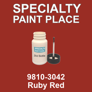 9810-3042 Ruby Red - TCI 2oz bottle