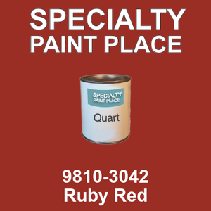 9810-3042 Ruby Red - TCI quart