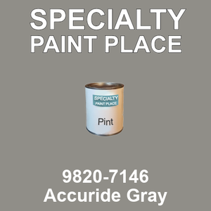 9820-7146 Accuride Gray - TCI pint