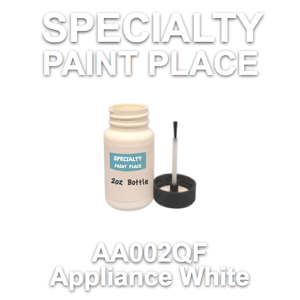 AA002QF Appliance White - AkzoNobel - 2oz Bottle with Brush