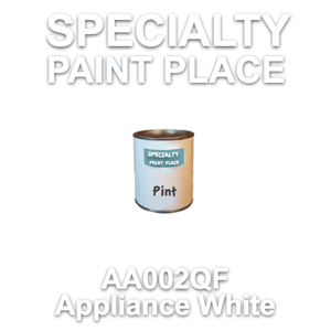 AA002QF Appliance White - AkzoNobel - Pint Can
