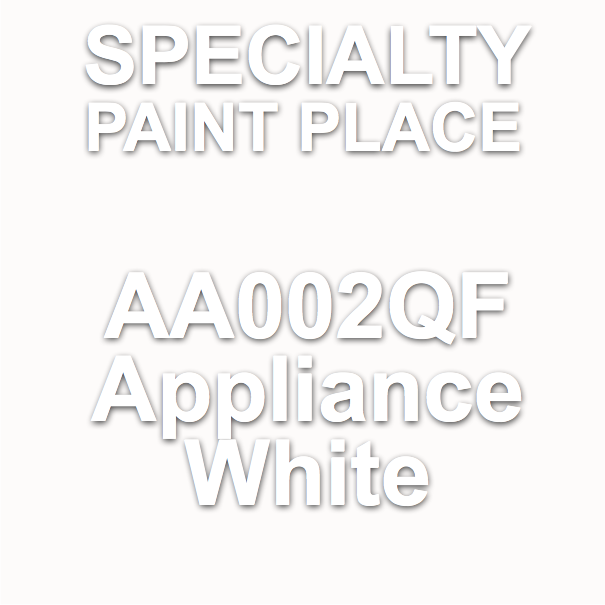 AA002QF Appliance White
