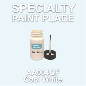 AA004QF Cool White - AkzoNobel - 2oz Bottle with Brush