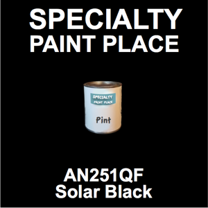 AN251QF Solar Black - AkzoNobel - Pint Can