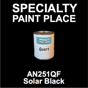 AN251QF Solar Black - AkzoNobel - Quart Can