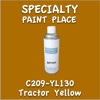 C209-YL130 Tractor Yellow 16oz Aerosol Can