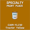 C209-YL130 Tractor Yellow Pint Can