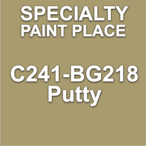 C241-BG218 Putty