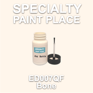 ED007QF Bone - AkzoNobel - 2oz Bottle with Brush