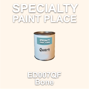 ED007QF Bone - AkzoNobel - Quart Can