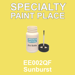 EE002QF Sunburst - AkzoNobel - 2oz Bottle with Brush