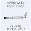 Federal Standard 17875 Insignia White Pen