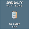 Federal Standard 25109 Blue Pint Can