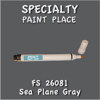 Federal Standard 26081 Sea Plane Gray Pen