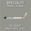 Federal Standard 26307 Machinery Gray Pen