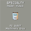 Federal Standard 26307 Machinery Gray Pint Can