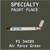 Federal Standard 34083 Air Force Green Pen