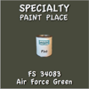 Federal Standard 34083 Air Force Green Pint Can