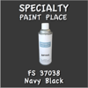 Federal Standard 37038 Navy Black 16oz Aerosol Can