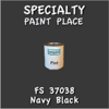 Federal Standard 37038 Navy Black Pint Can