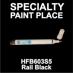 HFB603S5 Rail Black - Axalta - Pen