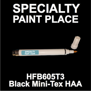 HFB605T3 Black Mini-Tex HAA - Axalta - Pen