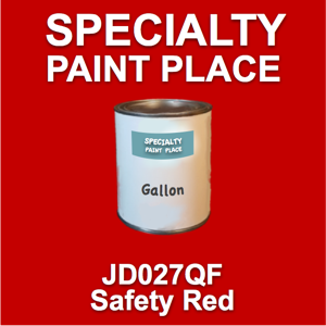 JD027QF safety red - AkzoNobel - Gallon Can