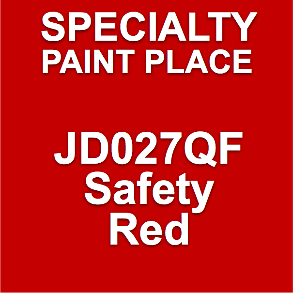 JD027QF safety red