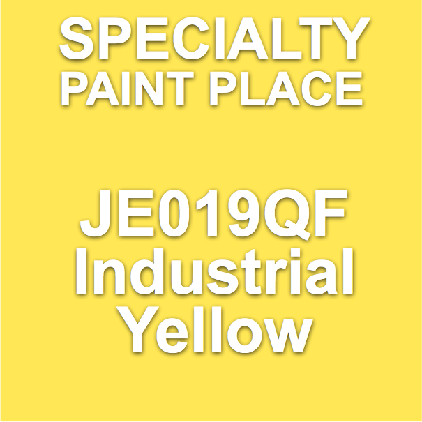 JE019QF Industrial Yellow