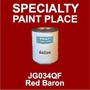 JG034QF Red Baron - AkzoNobel - Gallon Can