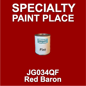 JG034QF Red Baron - AkzoNobel - Pint Can