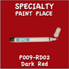 P009-RD02 Dark Red Pen