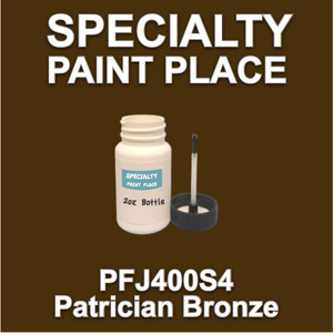 PFJ400S4 Patrician Bronze - Axalta - 2oz Bottle with Brush