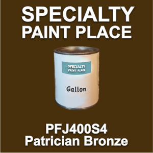 PFJ400S4 Patrician Bronze - Axalta - Gallon Can