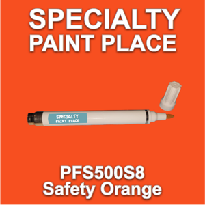 PFS500S8 Safety Orange - Axalta - Pen