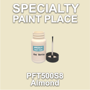 PFT500S8 Almond - Axalta - 2oz Bottle with Brush
