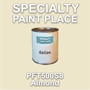 PFT500S8 Almond - Axalta - Gallon Can