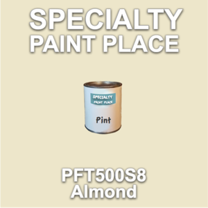 PFT500S8 Almond - Axalta - Pint Can