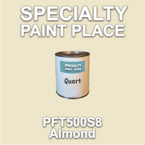 PFT500S8 Almond - Axalta - Quart Can