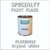 PLSF80037 Crystal White Gallon Can