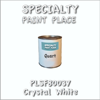 PLSF80037 Crystal White Quart Can
