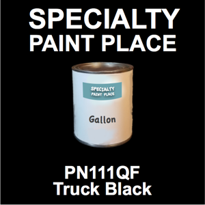 PN111QF Truck Black - AkzoNobel - Gallon Can