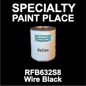 RFB632S8 Wire Black - Axalta - Gallon Can